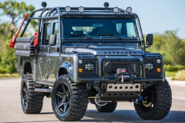 East Coast Defender Automotive Photography by Deremer Studios LLC