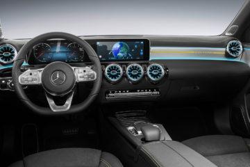 Mercedes Benz Clasa A 2018