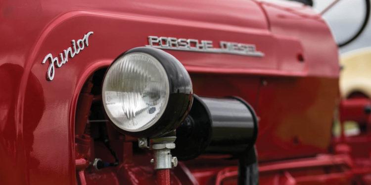 Porsche Diesel Junior