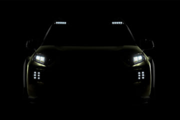 Toyota Adventure Concept teaser