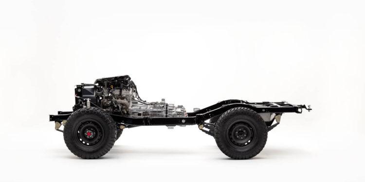 Toyota FJ43 Signature