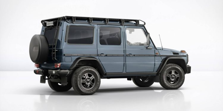 Mercedes-Benz G-Class Limited Edition