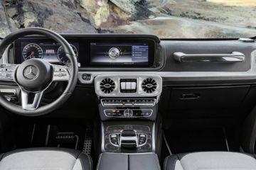 2019 Mercedes Benz G Class