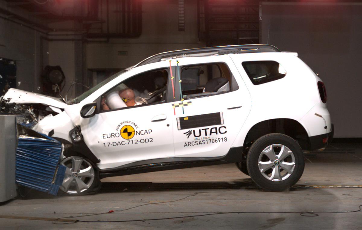 Duster 2018 Pick Up >> Dacia Duster 2 versus zidul EuroNCAP: 3 stele de siguranță | 4x4 adventure