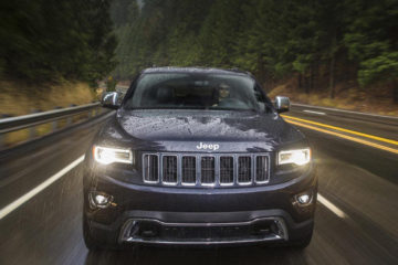 Jeep Grand Cherokee facelift SUA
