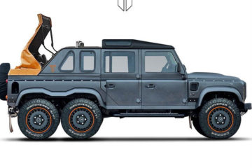 Flying Huntsman 6x6 Soft Top