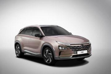 Hyundai SUV hidrogen FCEV