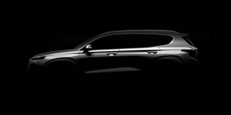Hyundai Santa Fe generatie noua