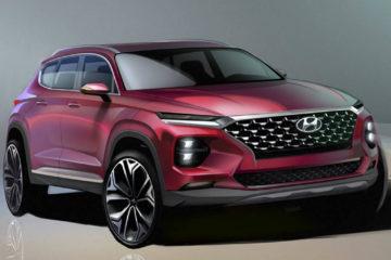 Hyundai Santa Fe noua generatie