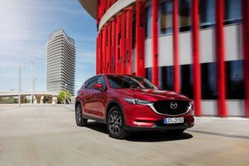 Mazda CX-5 in Romania
