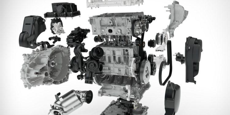Volvo XC40,XC40,Volvo,motor trei cilindri,motor Volvo,motoare Volvo,downsizing