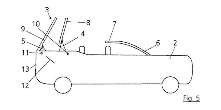 SUV decapotabil
