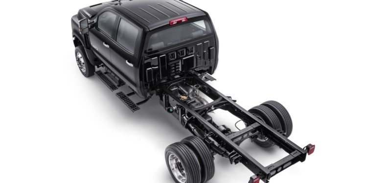Chevrolet Silverado 4500 HD