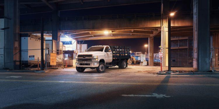 Chevrolet Silverado 5500 HD