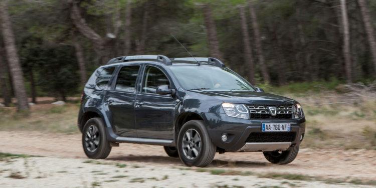 Dacia Duster rechemare service