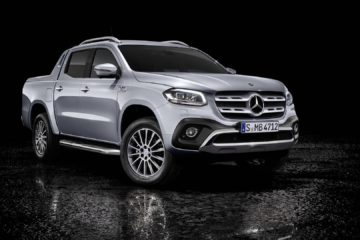 Mercedes-Benz X350d 4Matic