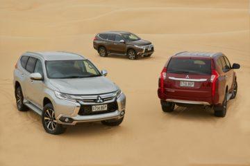 Mitsubishi SUV nou 2020 Pajero Sport