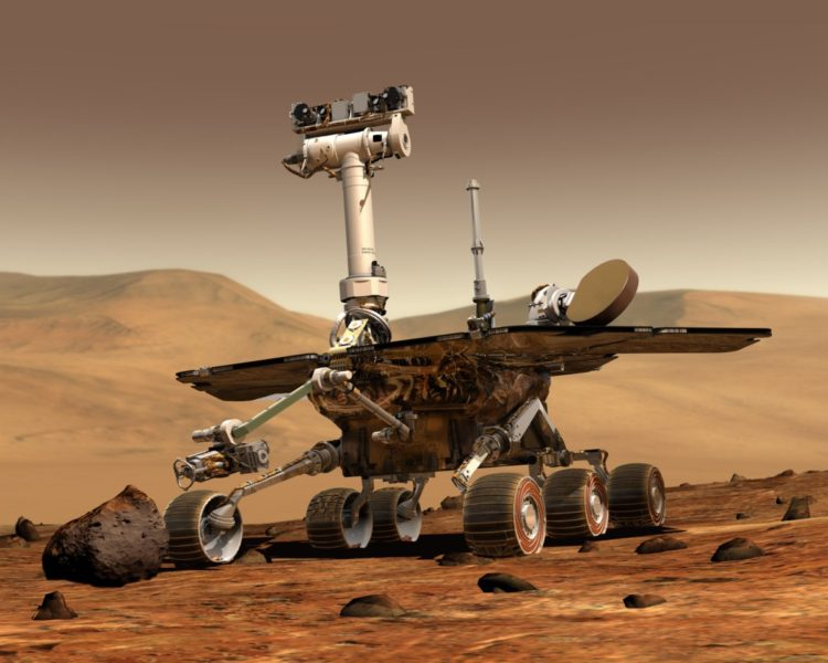 Nasa Rover Marte 2020