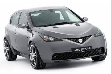 SUV Lotus APX Concept