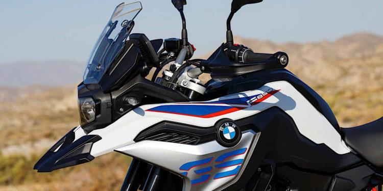BMW F750GS și F850GS