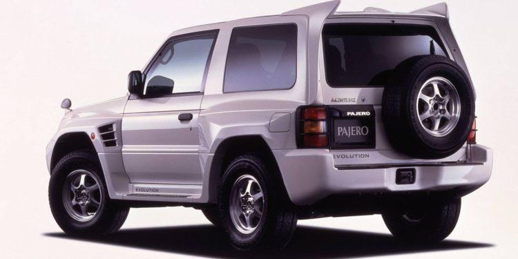 Mitsubishi Pajero Evolution