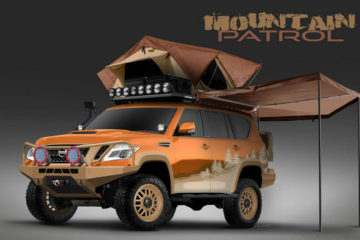 Nissan Armada Mountain Patrol Concept