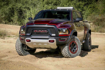 Ram Rebel TRX model 2016