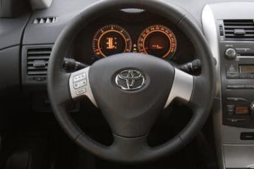 Toyota airbag recall romania