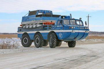 ZIL 4906