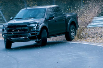Nurburgring,video,Ford F-150 Raptor,Ford,F-150,pick-up,pick-up-uri,drift