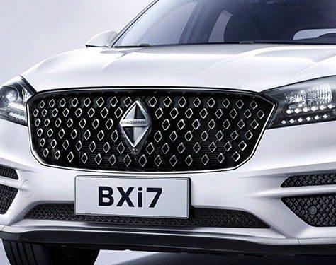 Borgward BXi7