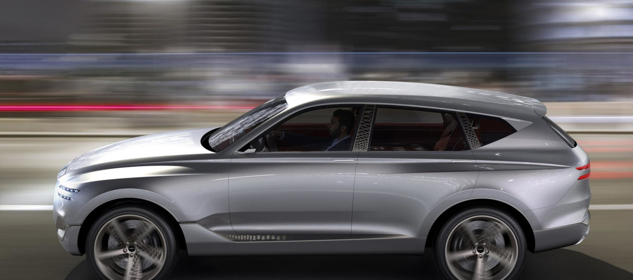 Genesis SUV premium Hyundai