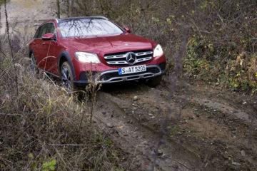 Mercedes-Benz E-Class All Terrain