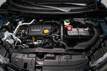 Nissan motor diesel dci 1.6