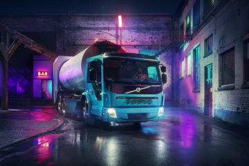 Volvo FE Camion Electric