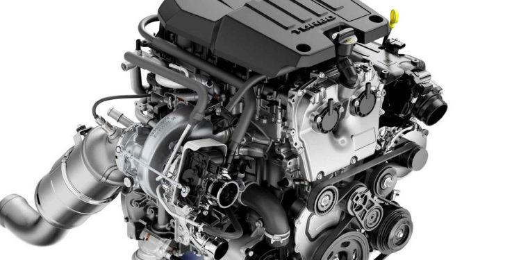 motor 4 cilindri Chevrolet Silverado 2019