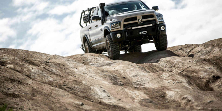 AEV Recruit RAM 1500 tuning off-road