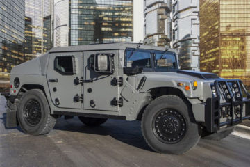 AM General Humvee NXT 360