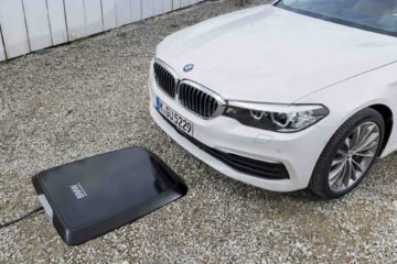 BMW incarcare inductiva wireless