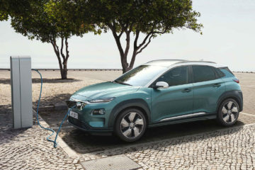 Hyundai Kona SUV electric