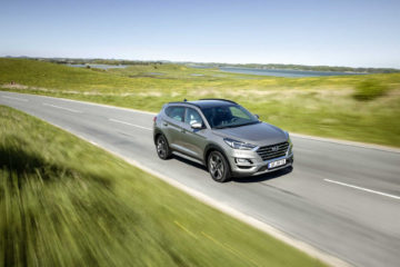 Hyundai Tucson facelift hibrid diesel 48V