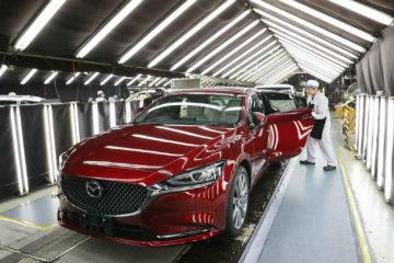 Mazda fabrica japonia productie 50 milioane masini