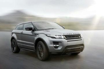 Range Rover Evoque 3 usi