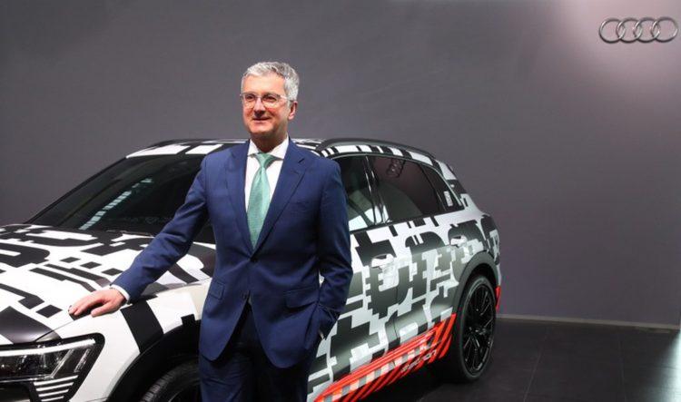 Rupert Stadler Audi