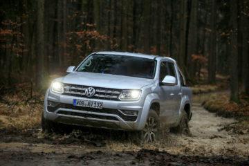 Volkswagen Amarok TDI amenda