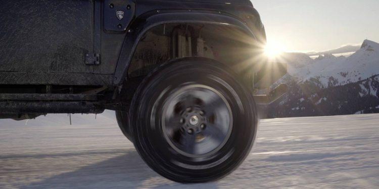 Ares Design Land Rover Defender