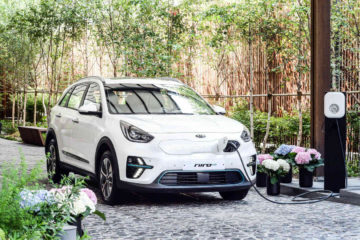 Kia Niro electric SUV