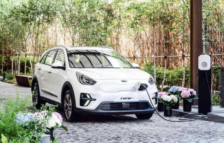 Kia Niro electric SUV