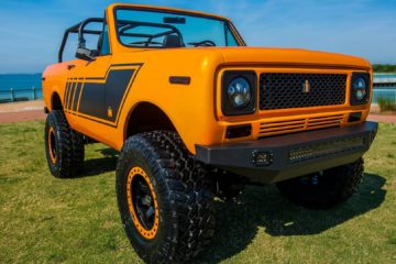 International Scout Restomod