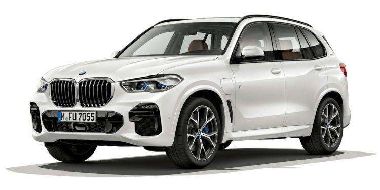 BMW X5 45e hibrid plug-in12